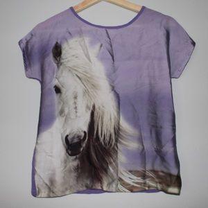 H&M Girls 10-12 Tee Shirt